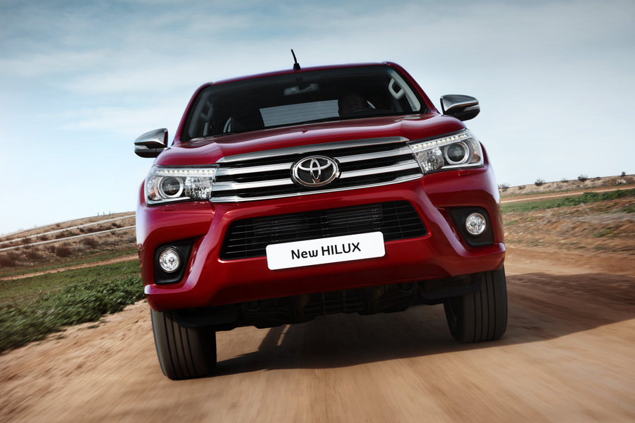 Toyota Hilux Telaio (2016->>)
