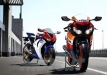 HONDA CBR 600RR C-ABS e CBR 1000RR C-ABS