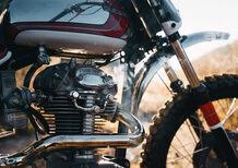 Bryan Fuller Ducati Scrambler 250