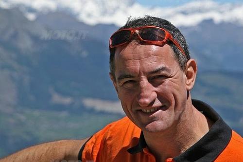 Giovanni Sala (6 volte campione del mondo, 19 volte campione italiano, a podio nella Dakar)