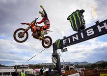 MXGP. Cairoli e Jonass vincono il GP di Spagna