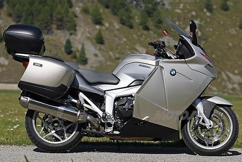 Bmw K 1200 GT. Segmento in ripresa quello delle maxi da turismo