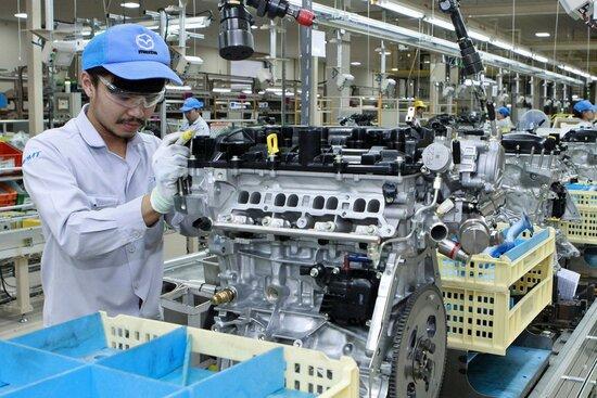 Gli endotermici benzina Mazda sono tra i più ecologici e premiati a livello di consumi