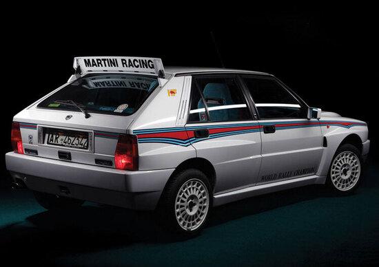 Lancia Delta Integrale, all'asta una rarissima Martini. E sai di volerla
