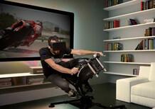 LeanGP, il simulatore domestico che fa andare in pista come i campioni