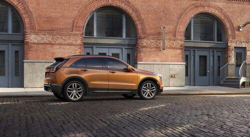 Cadillac XT4, anche gli USA si danno ai SUV compatti