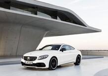 Nuova Mercedes-AMG C 63: berlina, station, coupé o cabrio, ma sempre V8