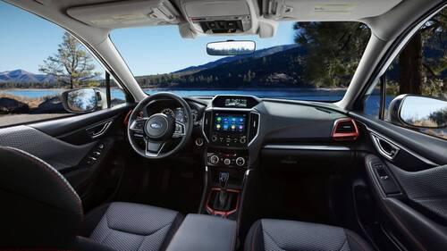 Subaru Forester, a New York la quinta generazione (8)