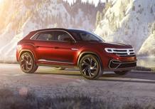 Volkswagen Atlas Cross Sport, l'Atlas sportivo