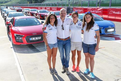 Audi, una RS 6 per Sofia Goggia (7)
