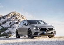 Nuova Mercedes Classe A, si parte da 29.900 euro