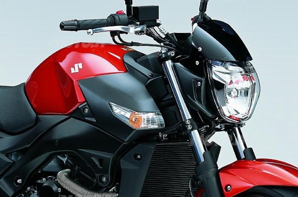 Suzuki GSR 600. Boom di immatricolazioni in dicembre