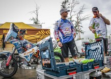 Dakar: il video-racconto del Day One