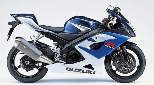 Suzuki GSX-R1000 K6