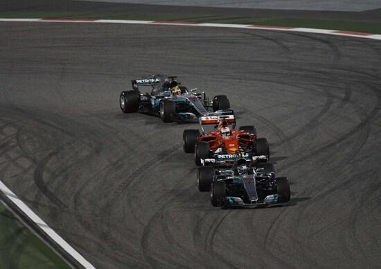 Orari Formula 1 GP Bahrain 2018 diretta Sky differita TV8