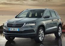 Skoda SUV nuovo Karoq in promo a 195 € /mese