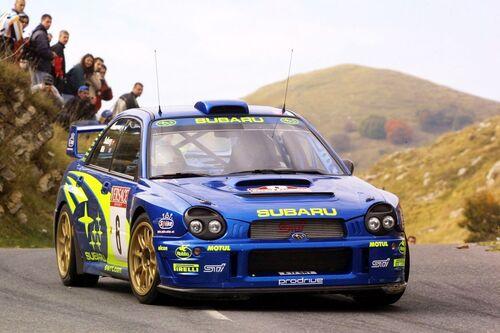 Subaru, 30 anni di STI