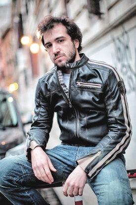 CloverGiacca In Rebel Accessori Pelle Moto it 8nvN0mwO