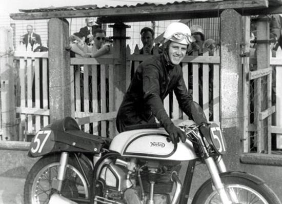 Duke al TT del 1950