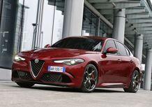 Alfa Romeo, una Giulia Coupé da 641 CV in arrivo nel 2019?