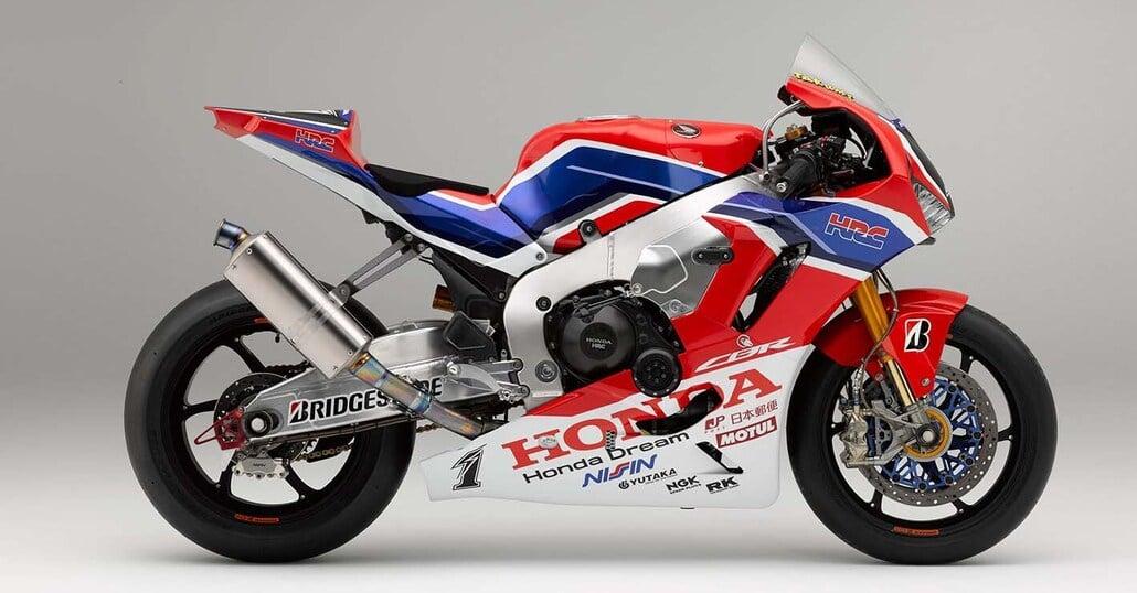 Honda CBR 1000 RRW per Suzuka. E la Replica stradale