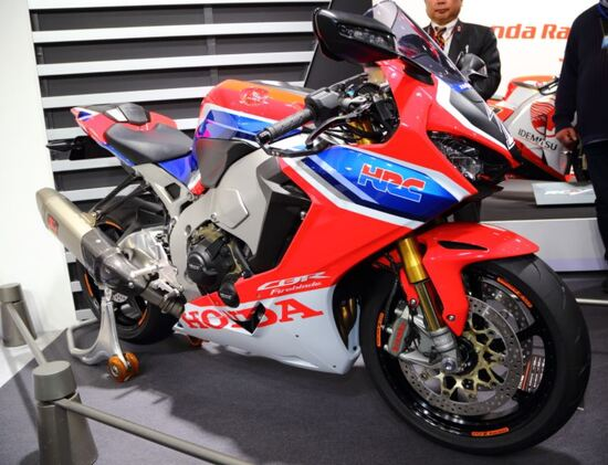 La CBR 1000 SP2 Endurance Replica