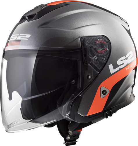 Casco LS2 Infinity OF521