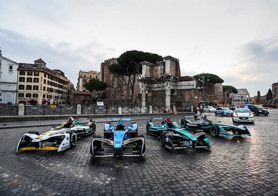Formula E, ePrix di Roma: ecco cosa c'è da sapere