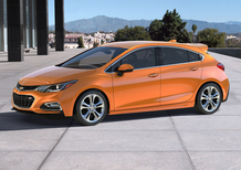 Chevrolet Cruze Hatch, la Astra Made in USA