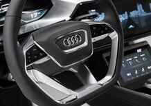 CES 2016: Audi presenta le nuove interfacce