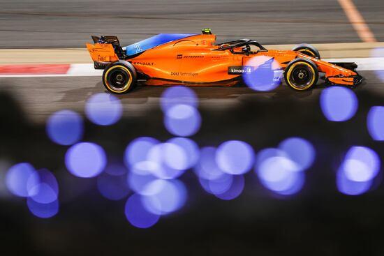 Ottavo Stoffel Vandoorne, della McLaren