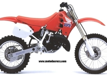 Honda CR 125 R (1990 - 99)