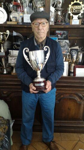 Gran Premio di Roma, Storia: 50 anni fa la vittoria ferrarista di Tino Brambilla con la Dino F2 (6)