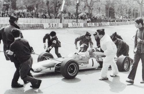 Gran Premio di Roma, Storia: 50 anni fa la vittoria ferrarista di Tino Brambilla con la Dino F2 (7)