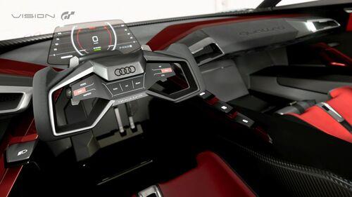 L'Audi e-tron Vision Gran Turismo diventa reale [Video] (5)