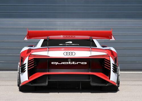 L'Audi e-tron Vision Gran Turismo diventa reale [Video] (8)