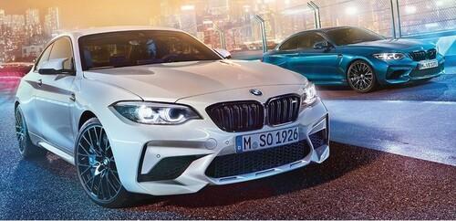 BMW M2 Competition, in arrivo la versione da 410 CV
