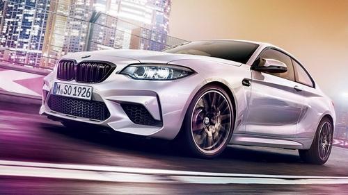 BMW M2 Competition, in arrivo la versione da 410 CV (3)