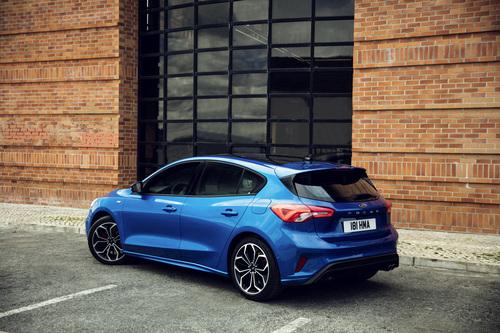 Ford Focus 2018, presentata la nuova generazione (2)