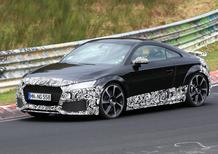 Nuova Audi TT: ecco il facelift 2019 della RS
