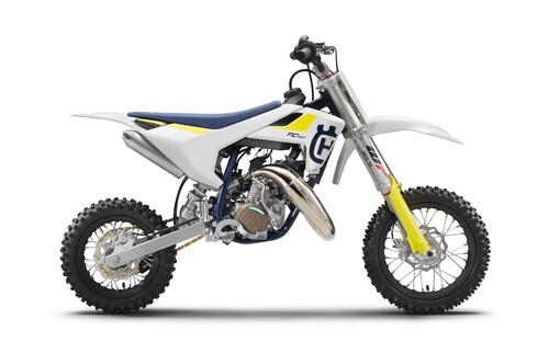 Husqvarna: minicross TC 50, TC 65 e TC 85 (3)