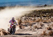 Dakar 2016, il video-racconto della Quinta Tappa