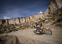Dakar 2016: il video-racconto della Sesta Tappa