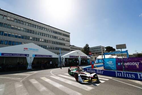Formula E Roma: Rosenqvist in pole nell'ePrix (2)
