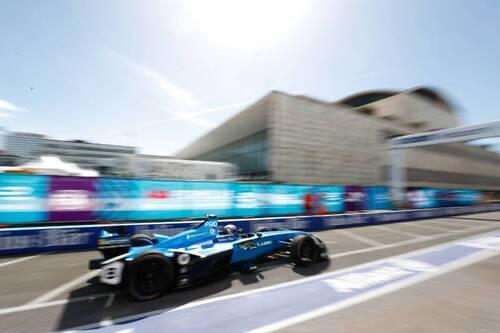 Formula E Roma: Rosenqvist in pole nell'ePrix (6)