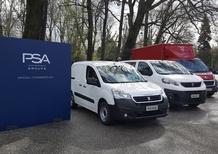 Trucks&Vans 2018, premiate PSA e Hankook