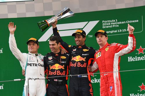 F1, GP Cina 2018: le pagelle di Shanghai