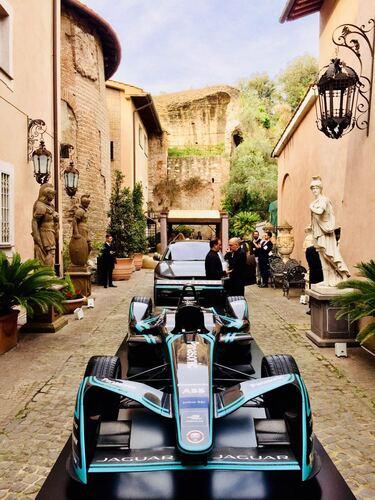 Dalle bighe alla Formula E: il cortocircuito di Roma (2)