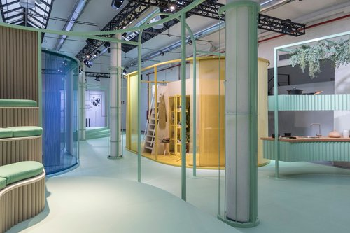 Mini Living - Built by All: un concept di vita visionario alla Milano Design Week