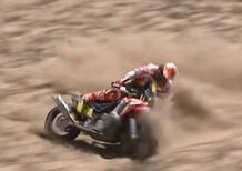 Dakar 2016: la caduta di Gonçalves (Video)